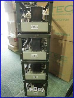 (4) Vintage Rca MI 4288-l Vacuum Tube Theater Amplifiers For Restoration