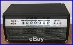 70's Original Vintage Ampeg SVT Black Line 300-Watt Bass Tube Amp Head