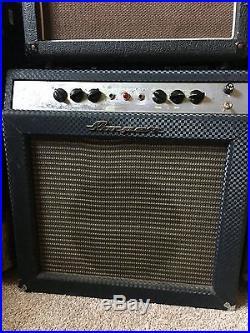 AMPEG TUBE Vintage 1966 reverb rocket 2 Guitar Amp Amplifier GS12R