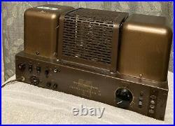Acrosound Ultra Linear II Vintage Tube Mono Amp Amplifier 1958-59