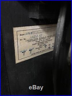Alamo Montclair Reverb Tube Amp Vintage