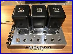 All Original McIntosh MC240 Vintage Tube Amp Excellent Condition with Box & Tube