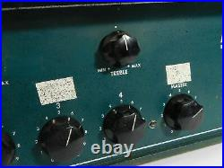 Altec Lansing 342B Vintage Tube Audio Amplifier (all original, untested)