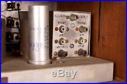 Altec Lansing 344A Vintage Mono Tube Amp