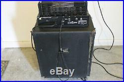 Ampeg B-15N Portaflex Flip Top Vintage Tube Bass Amp 1x15 Fort Wayne Indiana