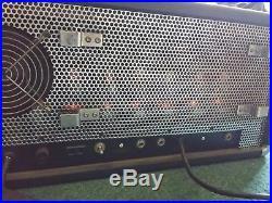 Ampeg SVT Blue Line 300 Watt Vintage Tube Amplifier Bass Guitar Head Amp Classic