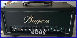 Bugera G20 Infinium tube valve amp, servo bias, Class A, modern and vintage sounds
