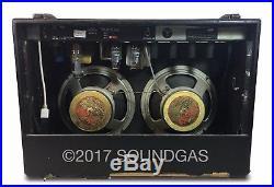 C1965 SELMER ZODIAC TREMOLO 50 MKII Serviced Vintage Valve/Tube Amp