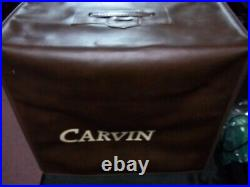 CARVIN Vintage Tube 33 All Tube 1x12 GUITAR TUBE AMPLIFIER MINT With Cover