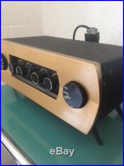 Chapman Stereo Audio Tube Pre-Amp- and Valve amp Orig Vintage England