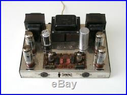 DYNACO Dynakit Stereo 70 Tube AMPLIFIER Vintage EL34 6CA7 ST-70 Amp Works