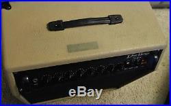 Dean Markley RM-80 Vintage Combo Tube Guitar Amp Amplifier Celestion USA