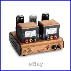 Douk Audio Vintage Mini Tube Power Amplifier Single-Ended Stereo HIFI AMP 3.5W×2