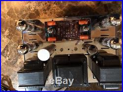 Dynaco DynaKit ST-70 Tube Amplifier Original Vintage Working REVISED