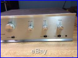 Dynaco SCA35 Stereo Integrated Tube Amplifier Amp Transformer Vintage TESTED