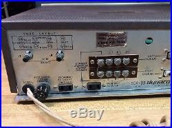 Vintage Tube Amp » dynaco
