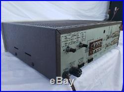 Dynaco SCA-35 Tube Amplifier. Vintage. Looks good, works great
