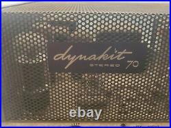 Dynaco Stereo Tube Amp ST-70 Vintage
