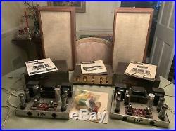 Dynaco Vintage Dynakit Stereo -70 Vacuum tube amps