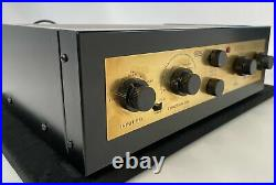 Eico HF-81 Vintage Tube Integrated Amplifier Fully Restored 1960's Magic