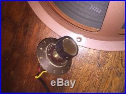 Electro Voice Model 12TRXB 3 Way Speaker, vintage, lklipsch, JBL ALTEC Tube Amp