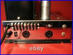 Fantastic Vintage McIntosh Amp Model MC60 Mono Block Tube Amplifier