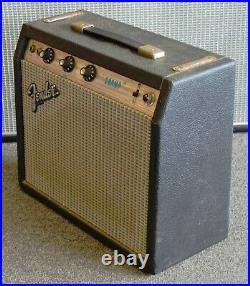 Fender Champ Tube Combo Amplifier Vintage 1979 Used