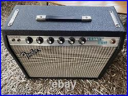 Fender Princeton Reverb Vintage 1979 Silverface Tube Amp