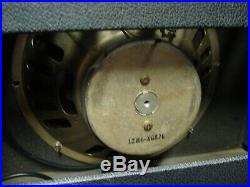 Fender Princeton Tube Amp Vintage s/oxford 12 inch speaker