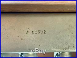 Fender Pro Reverb 1965 Vintage Blackface 2x12 Tube Amp