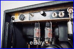 Fender Super Reverb 4x10 Silverface vintage tube amp combo very good-amplifier
