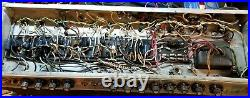 Fender Twin Reverb 1974 Vintage Chassis Tube Guitar Amplifier Amp Chassis