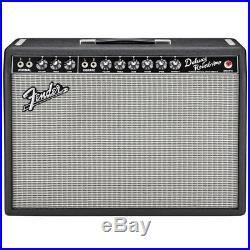 Fender Vintage Reissue'65 Deluxe Reverb 1x12 Tube Combo Amp Demo