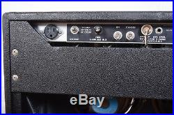 Fender vintage Super Reverb tube guitar amp combo excellent-used amplifier