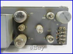 Gates M-5167 Vintage STA-Level Tube Compressor Limiter Amp (original, untested)