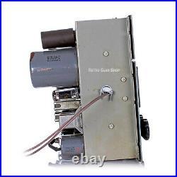 General Electric GE BA-5A Limiting Amplifier Tube Compressor Rare Vintage + PSU