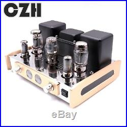 Generic Vintage Stereo KT88 Vacuum Tube Amplifier Single End Class A 18W 1set