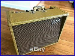 Gibson GA-18 Explorer 1959 Vintage Tweed Tube Amp Guitar Amplifier Refurbished