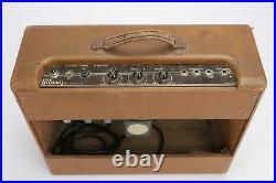 Gibson GA-20 Vintage Tube Combo Amp Amplifier 1X12 Jensen Speaker #40344