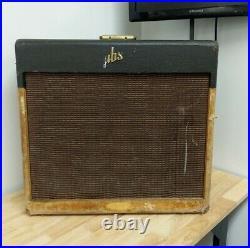 Gibson GA-40 Les Paul Amp GA40 Rare Vintage Amplifier Tube Read