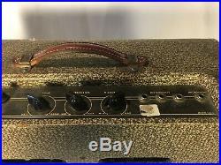 Gibson GA-6 Classic Tube Combo 1955 Guitar Amp Vintage Tone Jensen Speaker