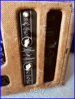 Gretsch Amp /amplifier 1950s Tube Valve Amp Vintage RARE