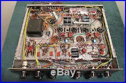 H H Scott LK-72 Stereo Tube Amp Amplifier Professionally Serviced! (Vintage)