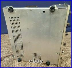 H. H. Scott Stereomaster LK-72-B Tube Integrated Amplifier Pre-Amp Vintage