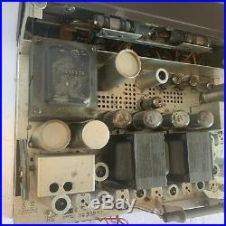 Harmon Kardon TA-260 Vintage Tube Amp- Working