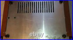 Heathkit AA-151 Vintage Tube Stereo Power Amplifier Very Nice Estate Find