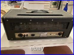 Hiwatt 1970s 200 Watt Amp With Vintage Tubes. All Original! Killer Amp