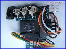 KLD Pilot15 vintage 15w 6L6 spring reverb tube guitar amp DIY kits