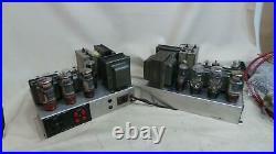 Kt66 valve amplifiers for restoration, universal products vintage tube amp