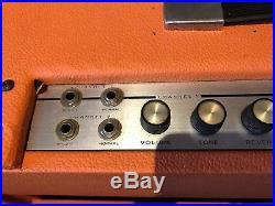 Lafayette Vintage 2x12 Tube Combo Amp Univox c. 1960's